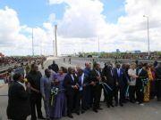 Dar es Salaam opens major new bridge