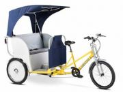 Rickshaw taxi service for Addis Ababa