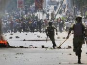 Violent opposition protests continue in Kenya