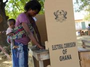 Ghana's presidential election on 7 December