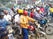 Lagos clamps down on okada motorcyclists