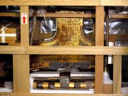 King Tut relics move to Grand Egyptian Museum