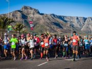 Cape Town promotes marathon as elite sporting event