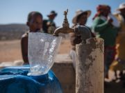 Cape Town saves water supplies