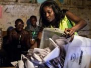 Tension in Kenya ahead of crucial election ruling