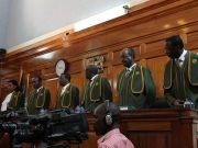 Kenyan presidential result annulled by supreme court