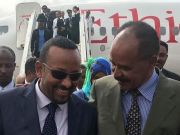 Ethiopia and Eritrea declare end of war
