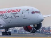 Kenya Airways flies food to London