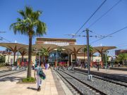 How to catch the train to Morrocco