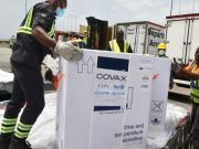 Ghana receives the first doses of the free Covax vaccines
