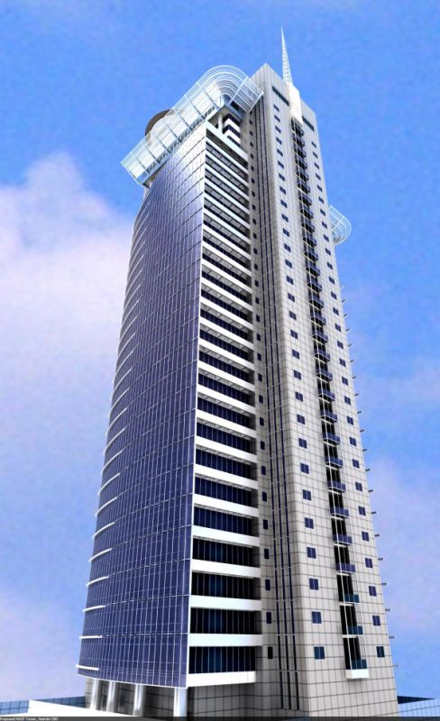 Nairobi could host Africa's third tallest building - Wanted