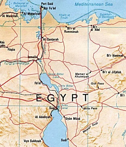 Suez Canal On Africa Map.Cairo Opera To Donate Funds To Suez Canal Corridor Wanted In Africa