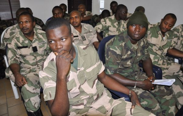 Buhari may review Nigerian death-row troops - Wanted in Africa