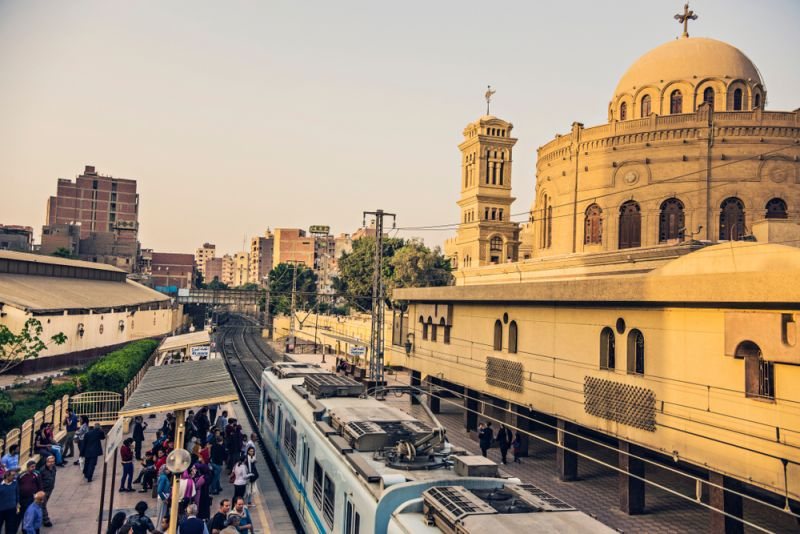 Public Transportation in Cairo - Wanted in Africa