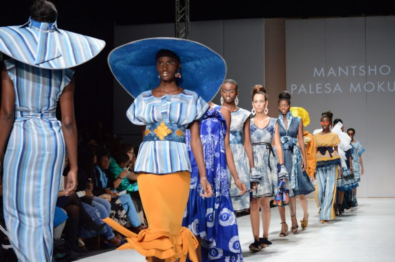 South African Fashion Continues To Emerge Globally Wanted In Africa