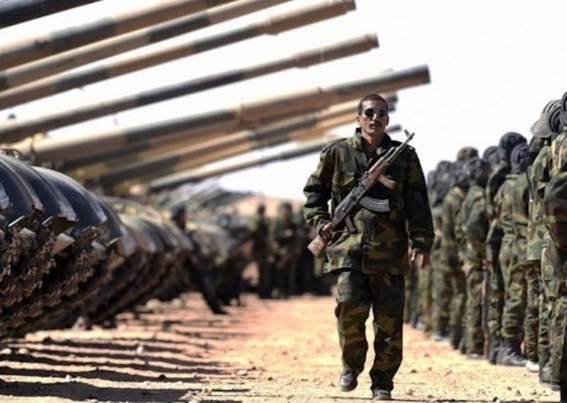 Tension rises between Morocco and Mauritania