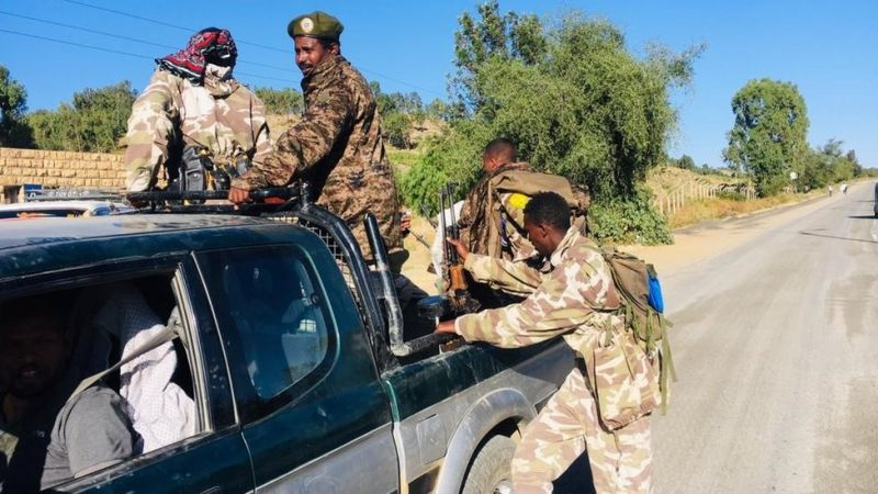 Tigray rejects the 72-hour surrender ultimatum